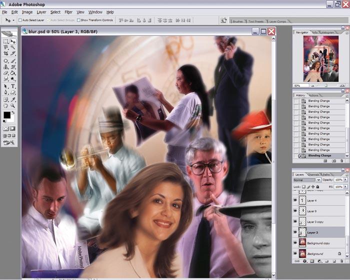 Как на фото сделать только одну цветную часть 508