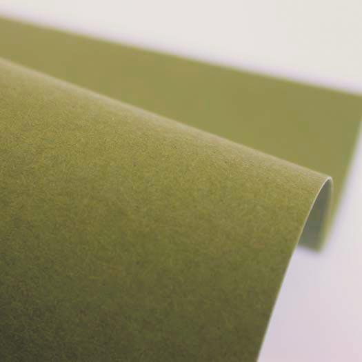 Бумага цвета wasabi из коллекции