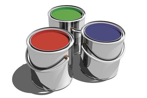 Самые лучшие краски для печати