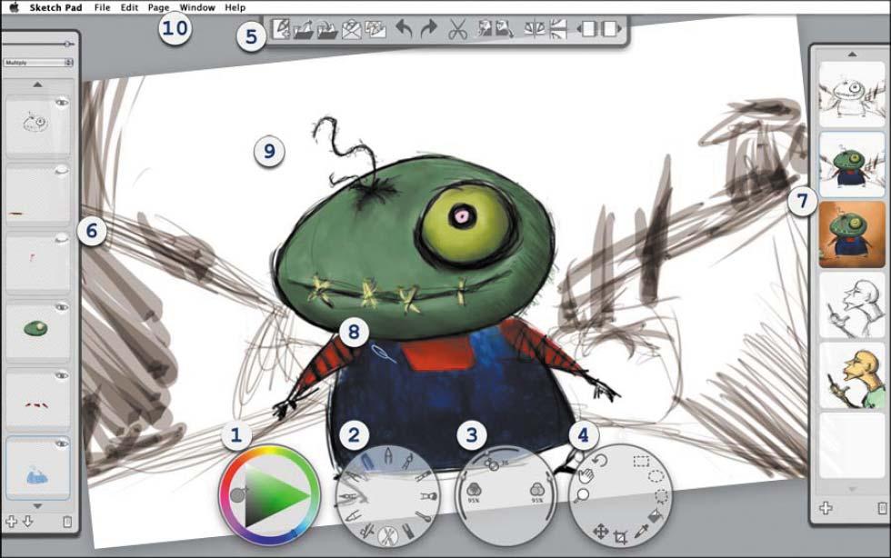 программы для работы с графическим планшетом - фото 5