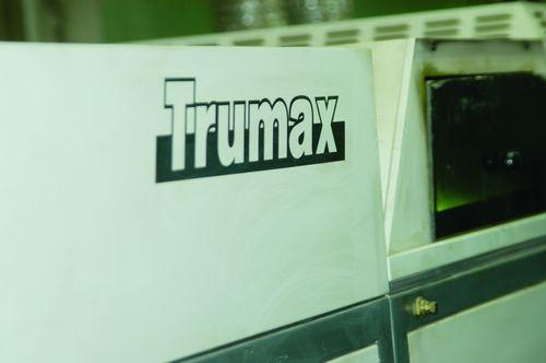 Машины SAKURAI оснащены сушкой английской фирмы Trumax. В ней можно сушить не только УФ-лаки, но и лаки сольвентного типа