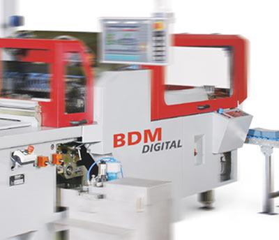 На машине BDM Digital
