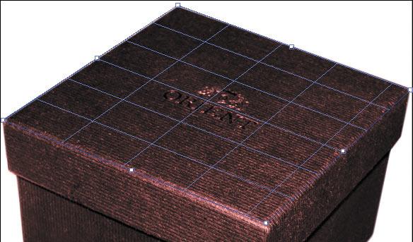 Рис. 16. На верхней грани крышки коробки создана первая плоскость (а); процесс создания дочерней плоскости (б); созданы пять перспективных плоскостей (в)