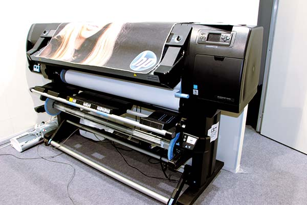 HP Latex 3000