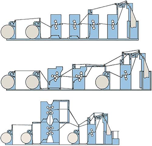Схемы печатной машины ПОГ2-84