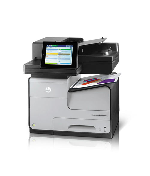 МФУ Officejet Enterprise Color MFP X585dn