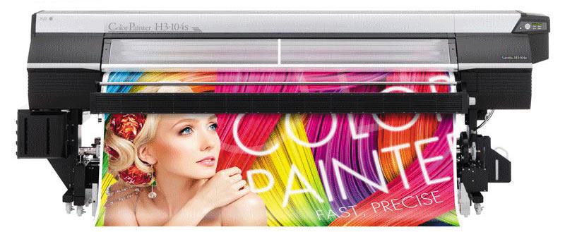 Принтер OKI ColorPainter H3-104s