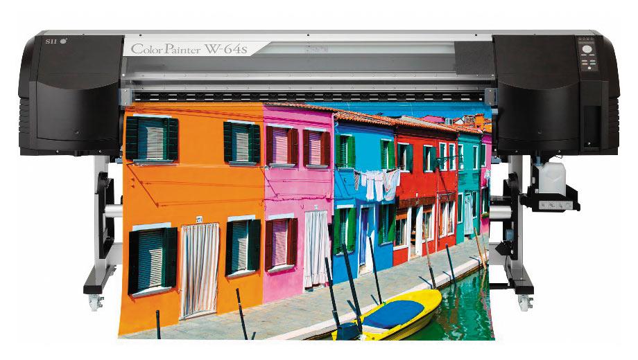 Принтер OKI ColorPainter W-64s