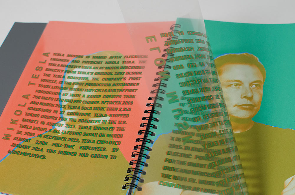 Пример использования синтетической бумаги: вместо кальки в книгоиздании