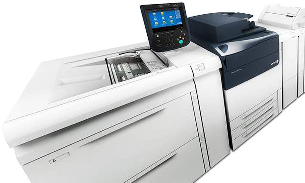 Российская премьера ЦПМ Xerox Versant 180 Press и Xerox Versant 3100 Press